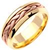 Wedding Band Style: 0348YCR-7mm