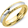 Wedding Band Style: 3085-07-YCW-5mm