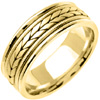Wedding Band Style: 0339Y-8mm