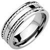 Wedding Band Style: TC-0007-8mm