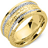 Diamond Band Ring Style: DB303103Y 9mm