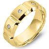Diamond Band Ring Style: DB303502Y 7mm