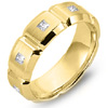 Diamond Band Ring Style: DB303502YPC 7mm