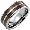 Wedding Band Style: TC-4000-W-8mm