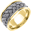 Wedding Band Style: 0239YWC 10mm