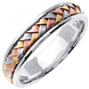 Wedding Band Style: 0141W3CC-5.5mm