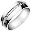 Wedding Band Style: TC-1217-8mm