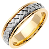 Wedding Band Style: 0146YCW-7mm