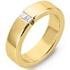 Diamond Band Ring Style: DB302205-YG 6mm