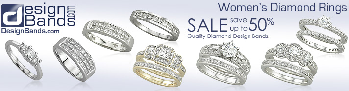 WOMENS DIAMOND RINGS Wedding Bands Designer WOMENS DIAMOND RINGS